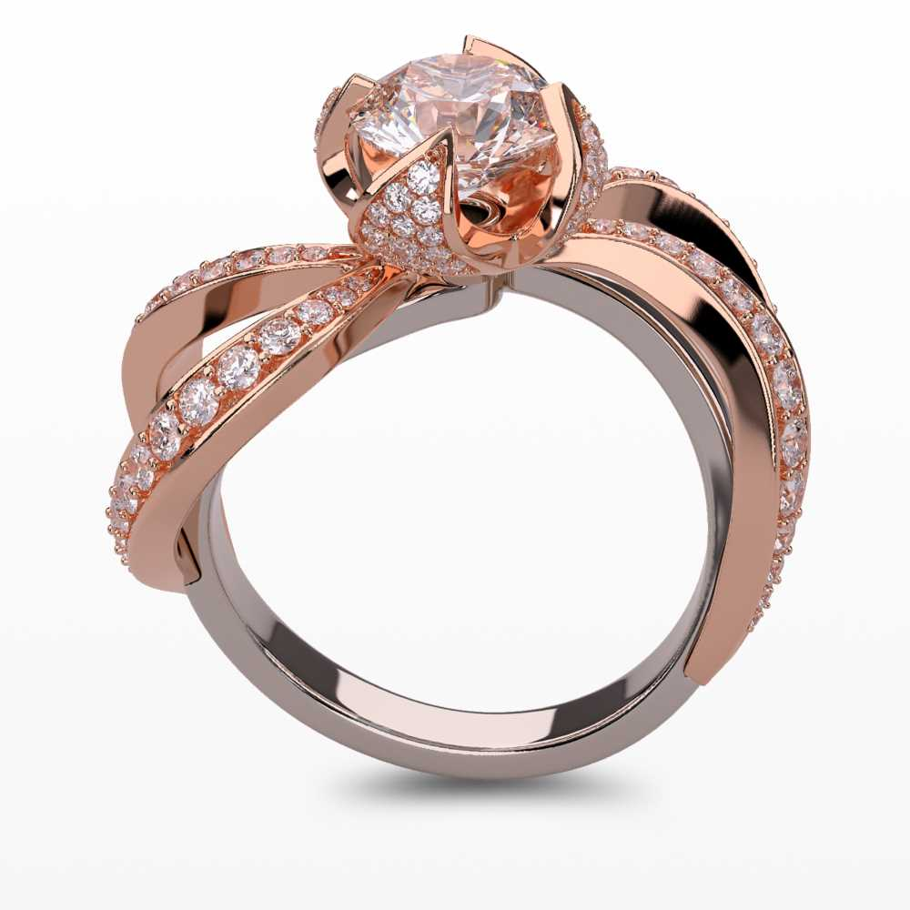 Model-1.2 Forever Love Special Diamond Ring Collection Image