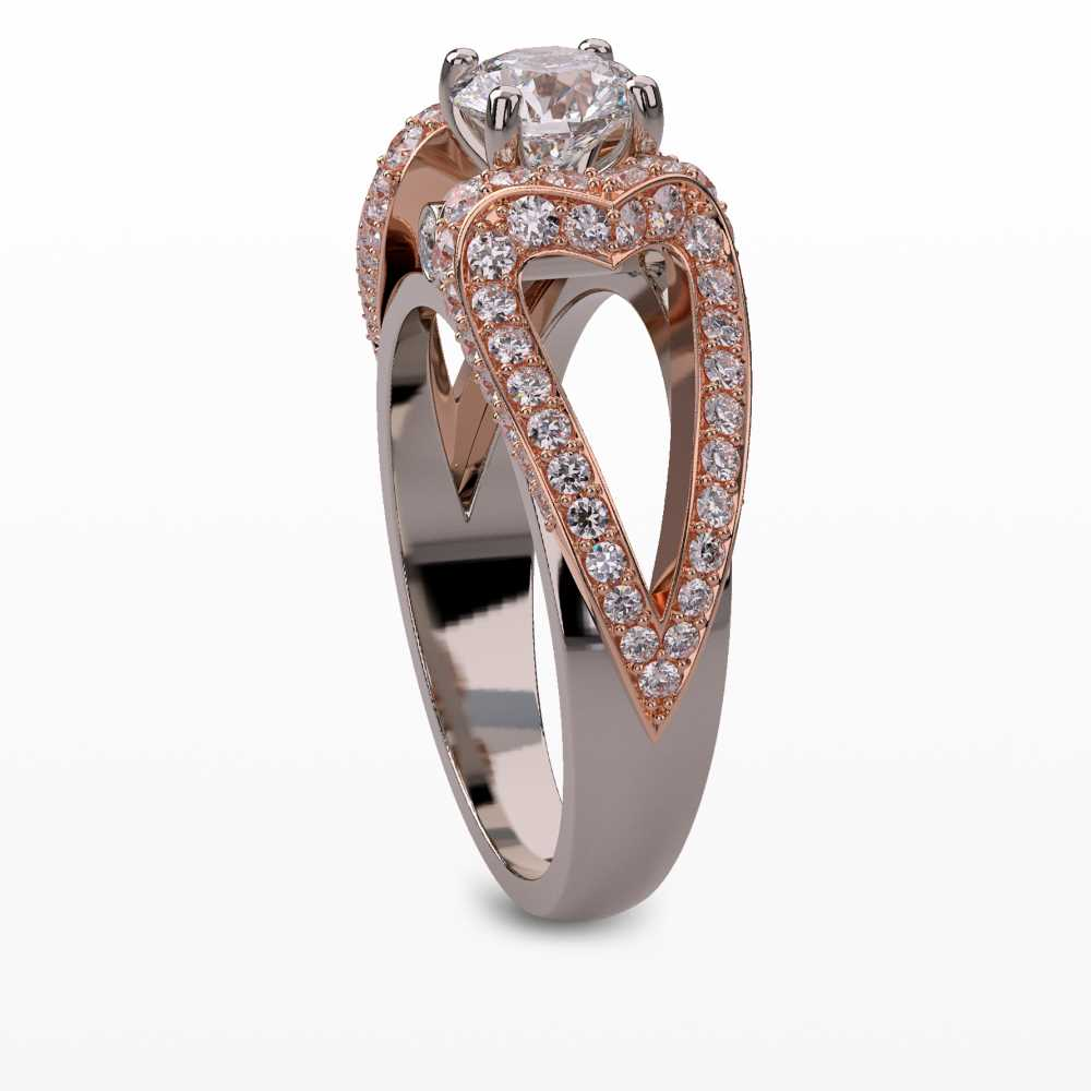 Model-1.6 Forever Love Special Diamond Ring Collection Image