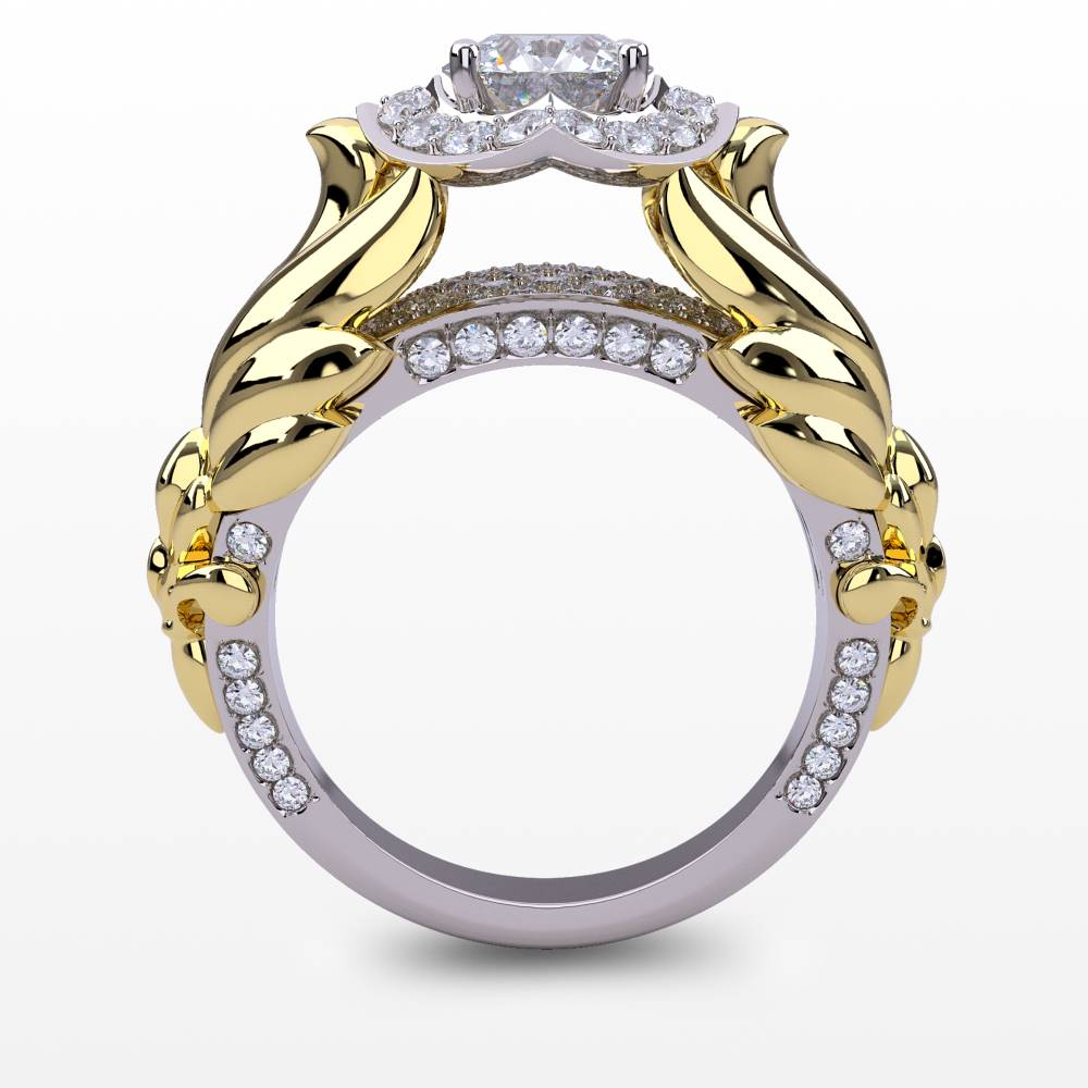 Model-2.1 Amore Special Diamond Ring Collection Image